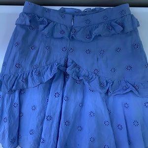 MAJORELLE Skirts - Majorelle ruffle skirt